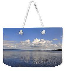 Floridian View Weekender Tote Bag by Sarah McKoy