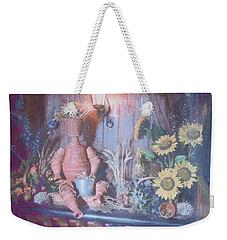 Flowerpotman Weekender Tote Bag
