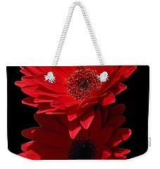 Flowers From My Son Weekender Tote Bag by Cindy Manero