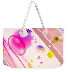 Weekender Tote Bag featuring the photograph Fluidism Aspect 561 Photography by Robert Kernodle