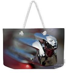 Flying Goddess Weekender Tote Bag