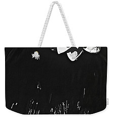 Flying Water Lily Weekender Tote Bag