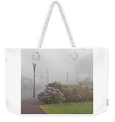 Foggy Morn Weekender Tote Bag