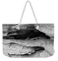 Weekender Tote Bag featuring the photograph Formation by Colleen Coccia