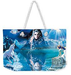 Fortunes Dream Weekender Tote Bag by Andrew Farley