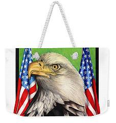Freedoms Pride Weekender Tote Bag