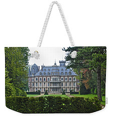 French Country Mansion Weekender Tote Bag