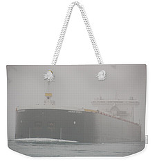 Frieghter Close Up Weekender Tote Bag
