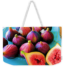 Fruit - Jersey Figs - Harvest Weekender Tote Bag