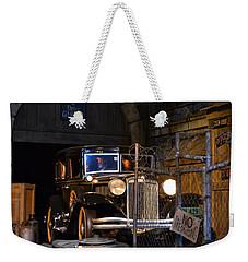 Gangsters Weekender Tote Bag by Bonnie Myszka