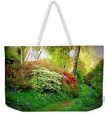 Gardens Of The Old Rectory Weekender Tote Bag