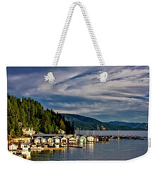 Garfield Bay Weekender Tote Bag by Albert Seger