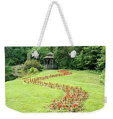 Gazebo Weekender Tote Bag by Richard Bryce and Family