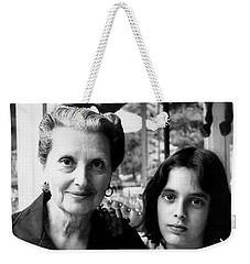 Generations Weekender Tote Bag