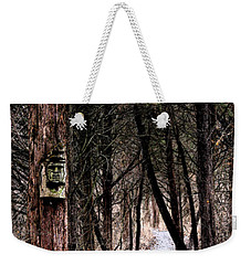 Gently Into The Forest My Friend Weekender Tote Bag