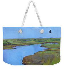 Georgia Marsh Weekender Tote Bag