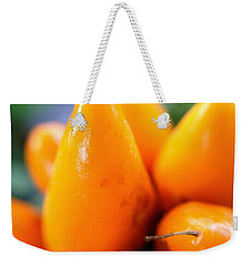 Ghost In The Pepper Weekender Tote Bag