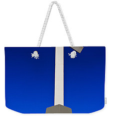 Giant Cross Weekender Tote Bag by Doug Long