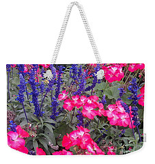 Weekender Tote Bag featuring the photograph Glee by Rory Sagner