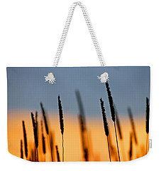 Weekender Tote Bag featuring the photograph Glow by Bruce Patrick Smith