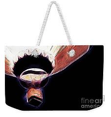 Glow In The Dark Weekender Tote Bag