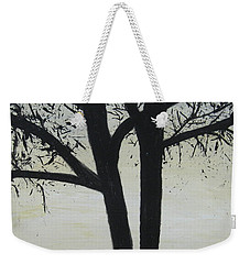 God Whispers Weekender Tote Bag