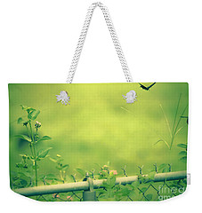 God's Love  Series One Weekender Tote Bag by Kim Henderson