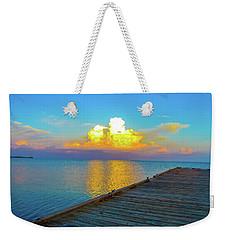Gods' Painting Weekender Tote Bag
