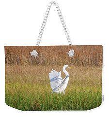 Going Going . . . .  Weekender Tote Bag by Linda Mesibov