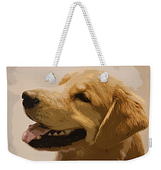Golden Boy Weekender Tote Bag