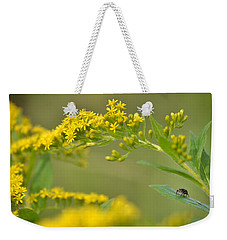 Golden Perch Weekender Tote Bag