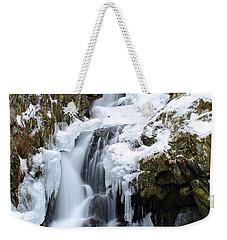 Goldmine Falls Weekender Tote Bag