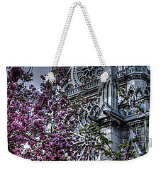 Gothic Paris Weekender Tote Bag