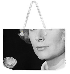 Grace Kelly (1928-1982) Weekender Tote Bag by Granger