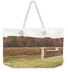 Grape Vines  Weekender Tote Bag