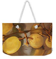 Grapes On Foil Weekender Tote Bag