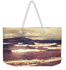 Weekender Tote Bag featuring the photograph Great Lakes by Phil Perkins