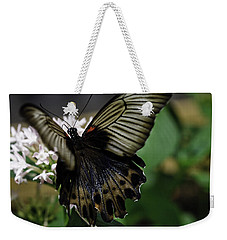 Great Mormon Butterfly Weekender Tote Bag