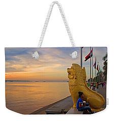 Greeting The Dawn. Weekender Tote Bag