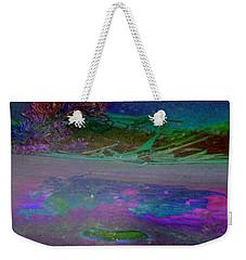 Weekender Tote Bag featuring the digital art Grow by Richard Laeton