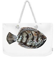 Gulf Flounder Weekender Tote Bag