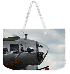 Guns Everywhere Weekender Tote Bag
