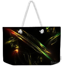 Gyro Lights Weekender Tote Bag