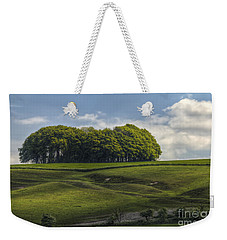 Hackpen Hill Weekender Tote Bag by Clare Bambers