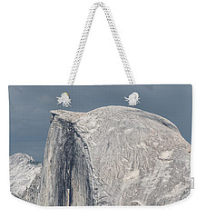 Half Dome From Glacier Point At Yosemite Np Weekender Tote Bag by Michael Bessler