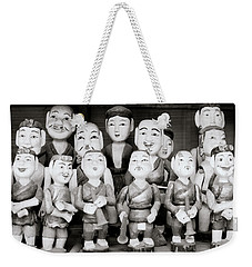 Hanoi Water Puppets Weekender Tote Bag by Shaun Higson