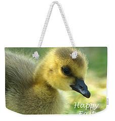 Happy Easter Gosling Weekender Tote Bag