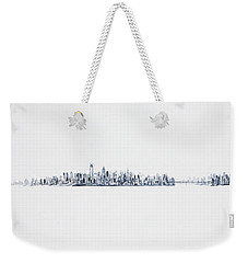 Harbor View Weekender Tote Bag