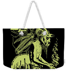 Harboring This Plague Weekender Tote Bag by Tony Koehl
