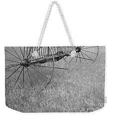 Hay Rake  Weekender Tote Bag